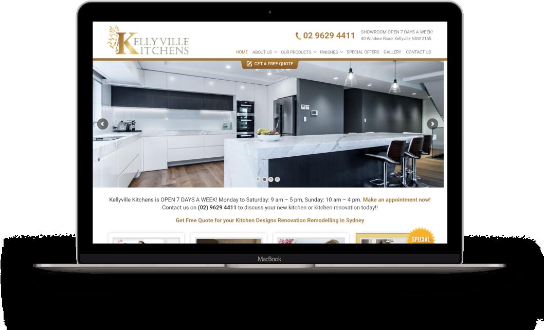Kitchen Renovation Kellyville