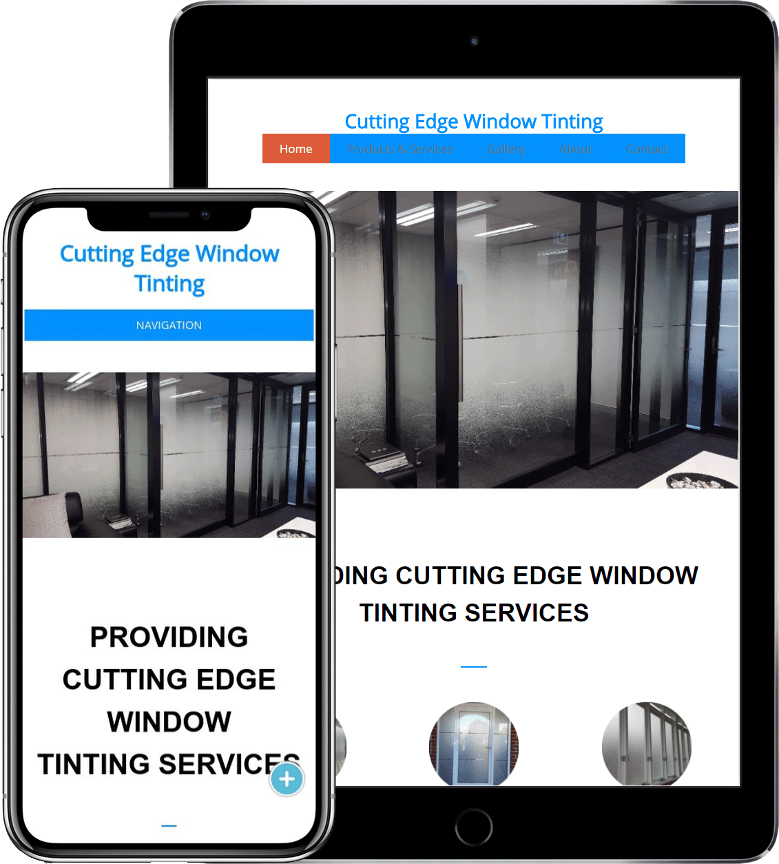 Window Tinting Installation