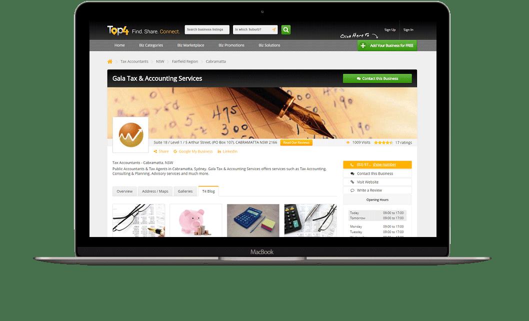 tax accounting cabramatta