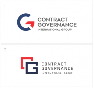 contract governance logo design - Top4 Marketing