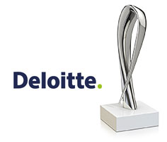 deloitte-trophy - Top4 Marketing